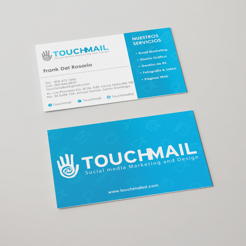 TouchmailSD-W